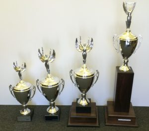 Custom Trophy Bowls and Trophy Cups in San Jose, CA