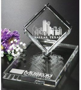 Crystal awards in San Jose, CA